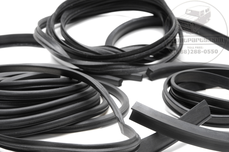 Complete Weatherstrip Seal Kit - SII