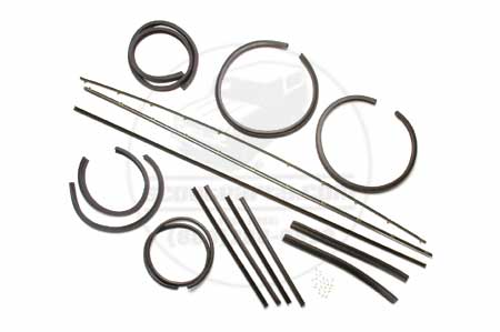 Tailgate Seal Kit For 69-72 Travellall