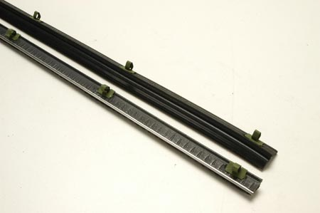 Top Of Tail Gate Inner & Outer Seal 1969 To 75