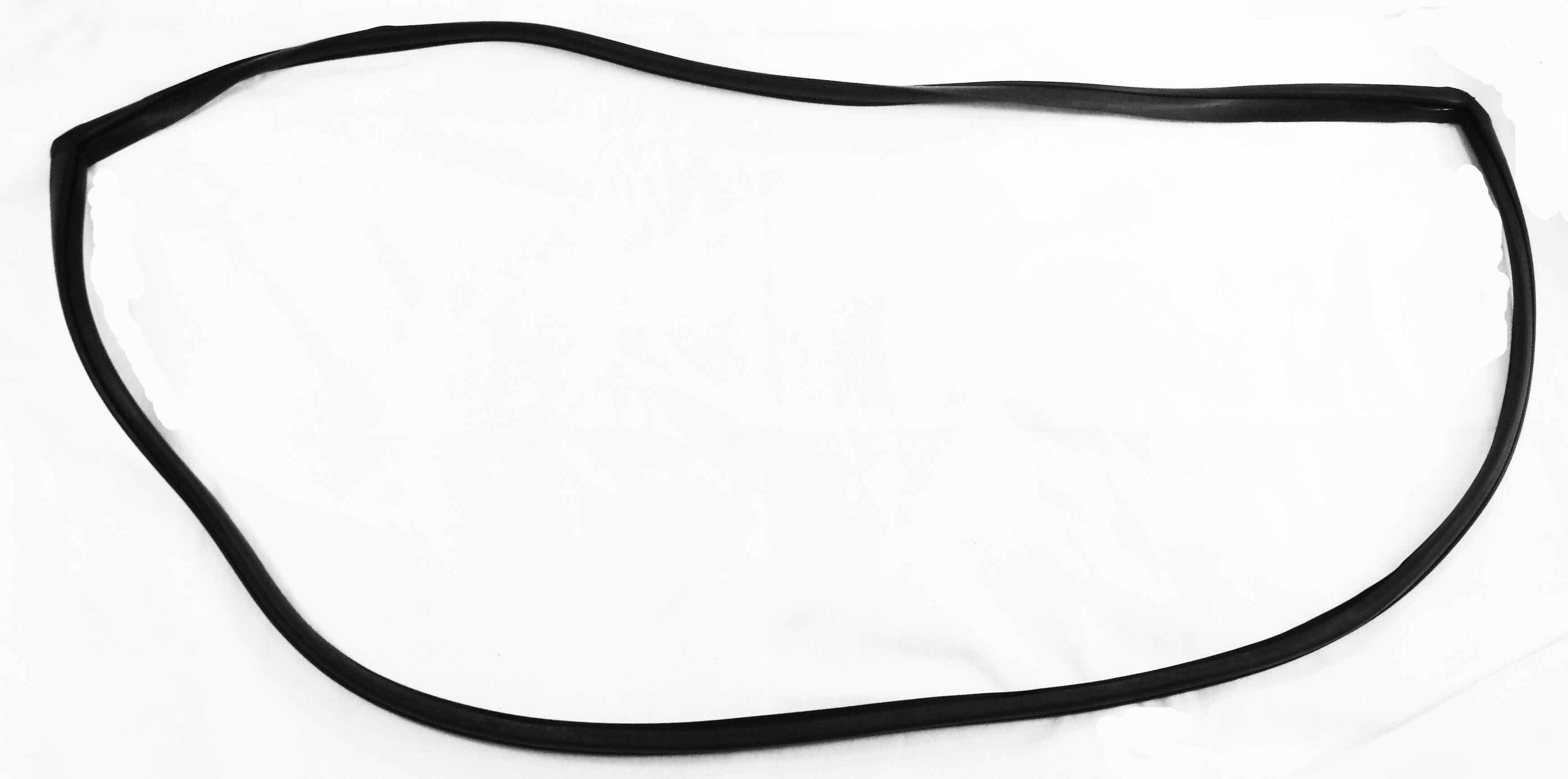 Rear Glass Channel For 1941-1948 2 Or 4 Door Sedans Except Aero