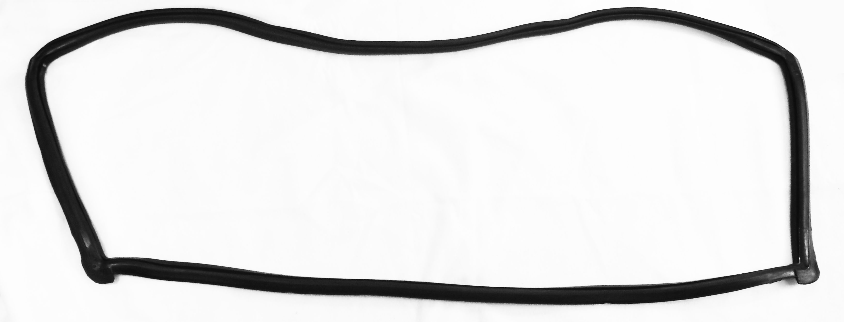Windshield Channel For 1963-1964 Chevrolet Impala Hardtop.